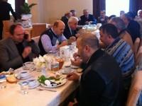 Bozdam Derneği, Bozkırın Dernek Başkanlarını Kahvaltıda Buluşturdu
