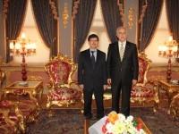 İstanbul Valisi Sayın Hüseyin Avni Mutluyu makamında Ziyaret ettik.
