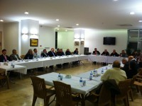 Konya Dernekleri İstişare Toplantısı Yapıldı