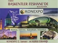 Konyalılar 12-15 Eylülde Feshanede