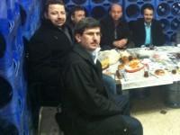 Yönetim olarak Bozkır Beyi Muhammet Gediki işyerinde ziyaret ettik