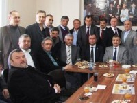 Zeytinburnu Dernekler Federasyonu (ZEYDEF) Genel Merkezi Açıldı